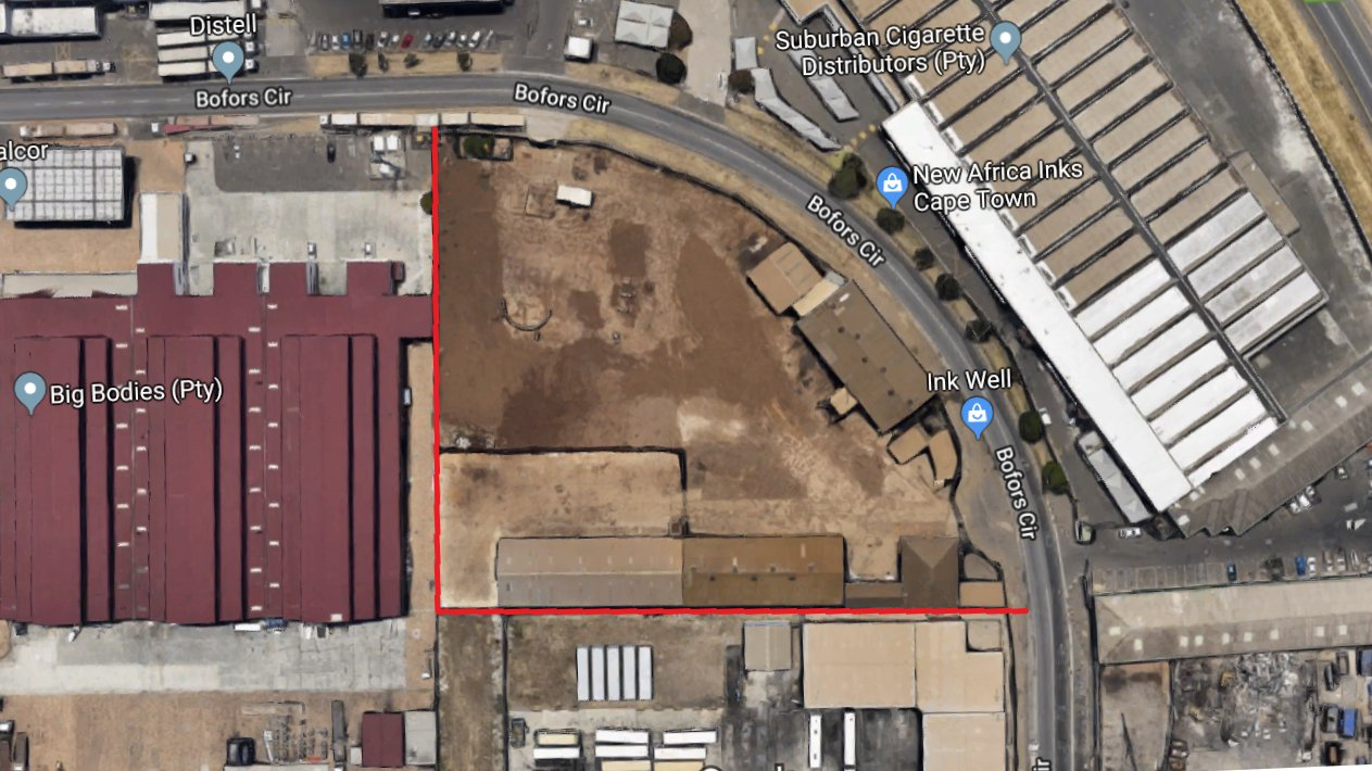 Property and Houses for sale in Epping Industrial, Vacant Land - ZAR 21,000,000
