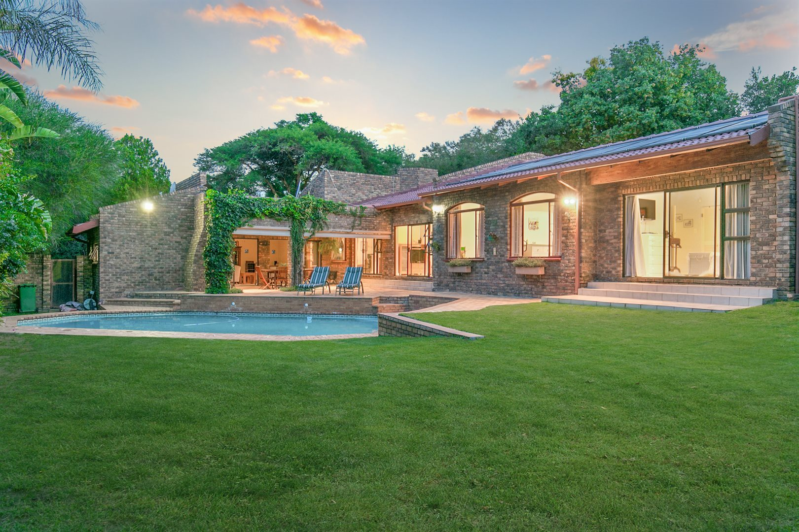 Sandton, Lonehill Property    Houses For Sale Lonehill, Lonehill, House 4 bedrooms property for sale Price:2,999,000