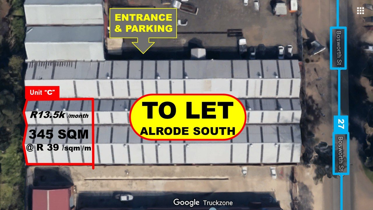 Alberton, Alrode South Property  | Houses To Rent Alrode South, Alrode South, Commercial  property to rent Price:, 13,00*