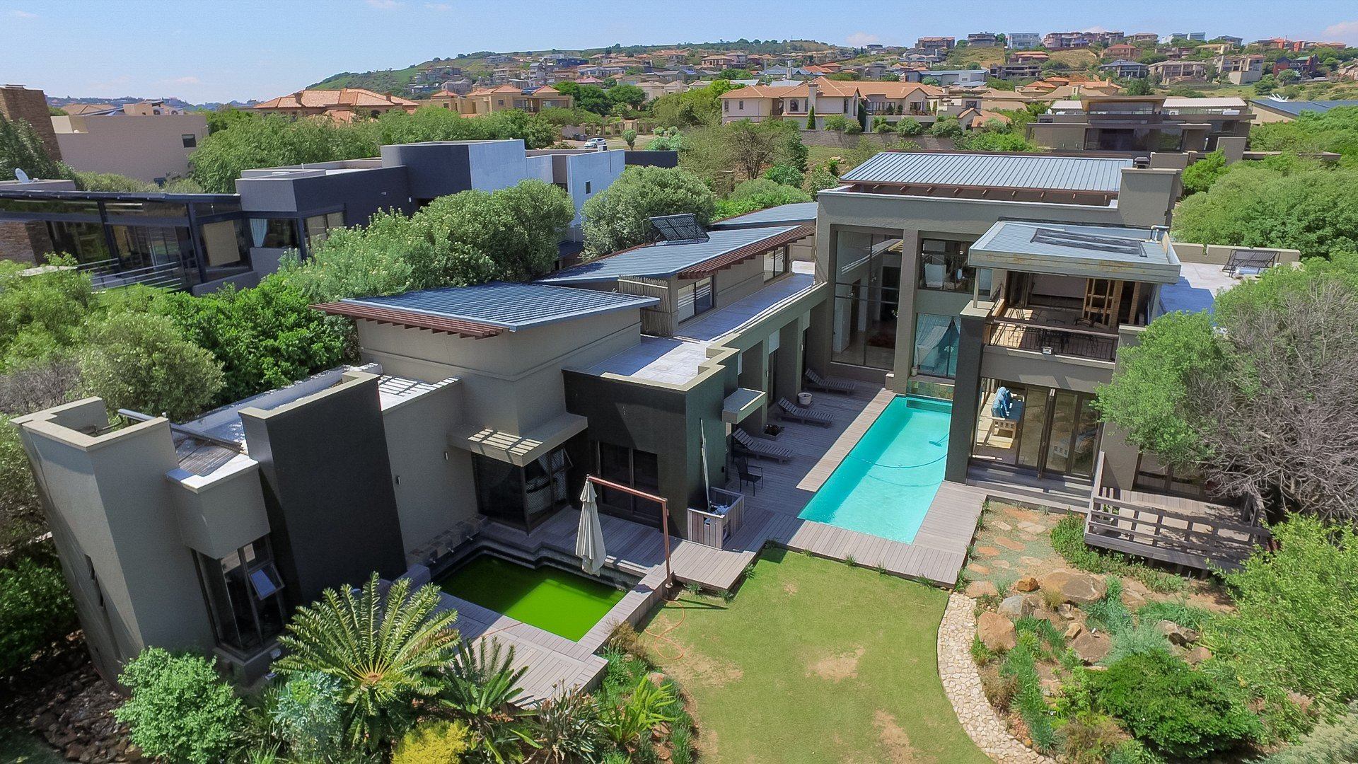 Property and Houses for sale in Meyersdal Eco Estate, House, 4 Bedrooms - ZAR 12,800,000