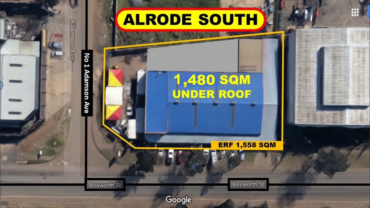 Property and Houses for sale in Alrode South, Commercial - ZAR 3,795,000