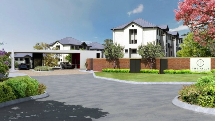 Roodepoort, Little Falls Property    Houses To Rent Little Falls, Little Falls, Apartment 3 bedrooms property to rent Price:,  9,00*