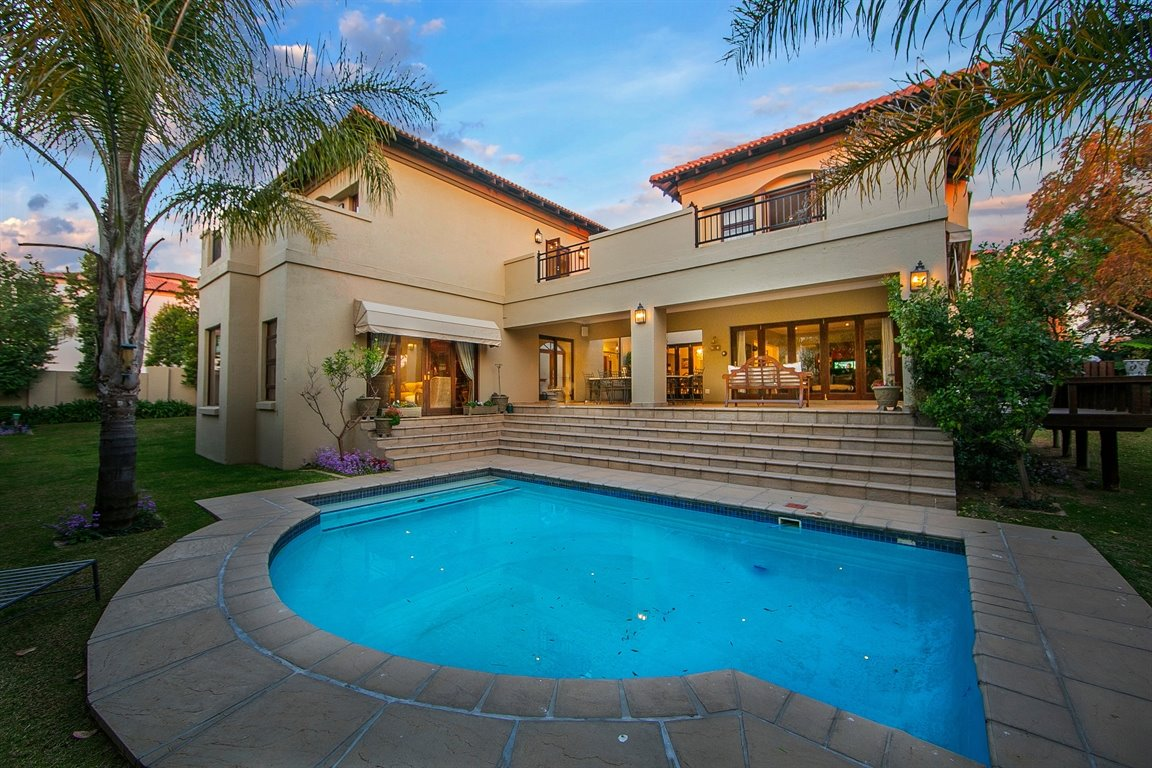 Sandton, Fourways Property  | Houses For Sale Fourways, Fourways, House 5 bedrooms property for sale Price:4,995,000