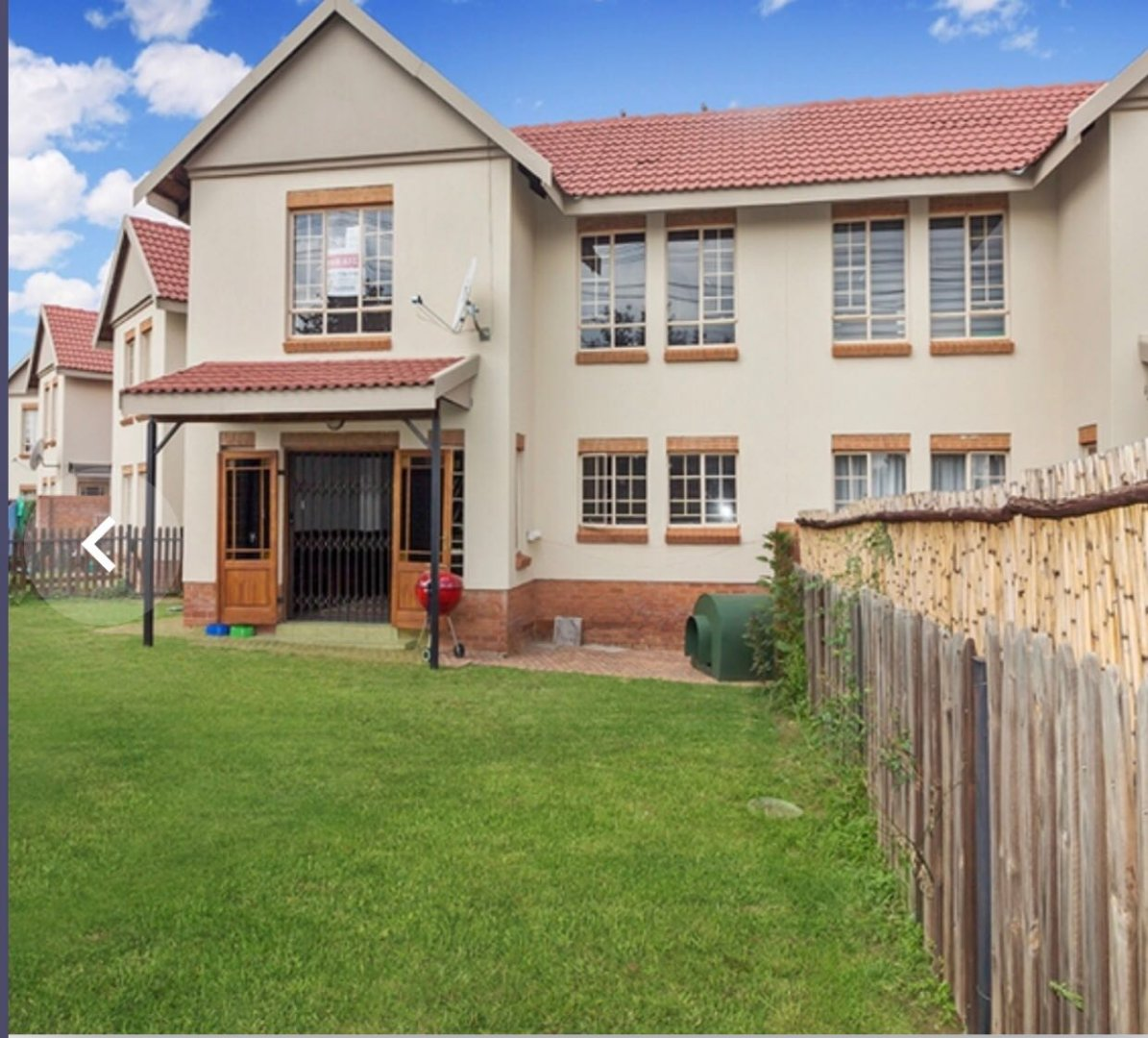 Property and Houses for sale in Brooklands Lifestyle Estate, Townhouse, 3 Bedrooms - ZAR 1,050,000