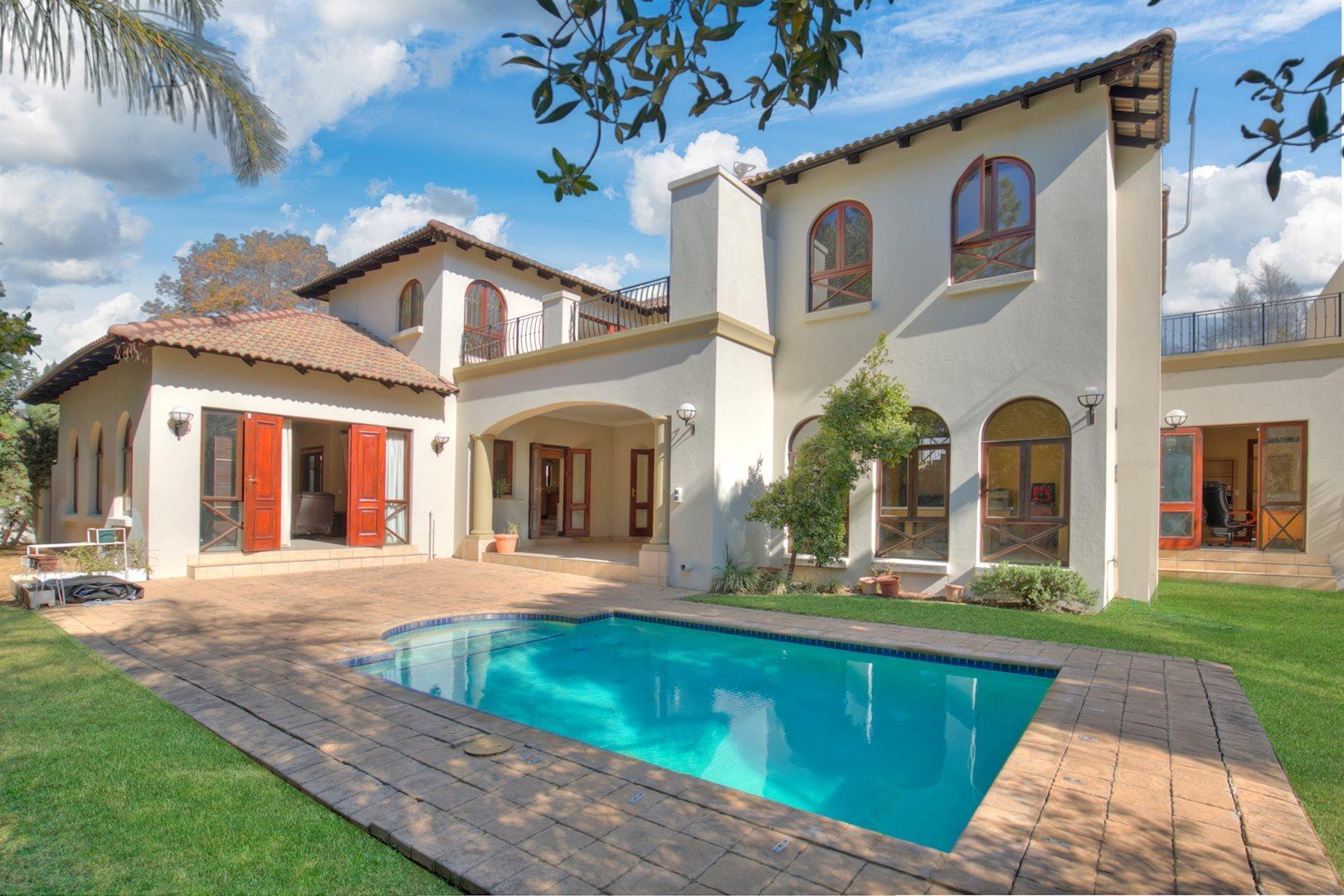 Sandton, Broadacres Property  | Houses For Sale Broadacres, Broadacres, House 3 bedrooms property for sale Price:4,399,000