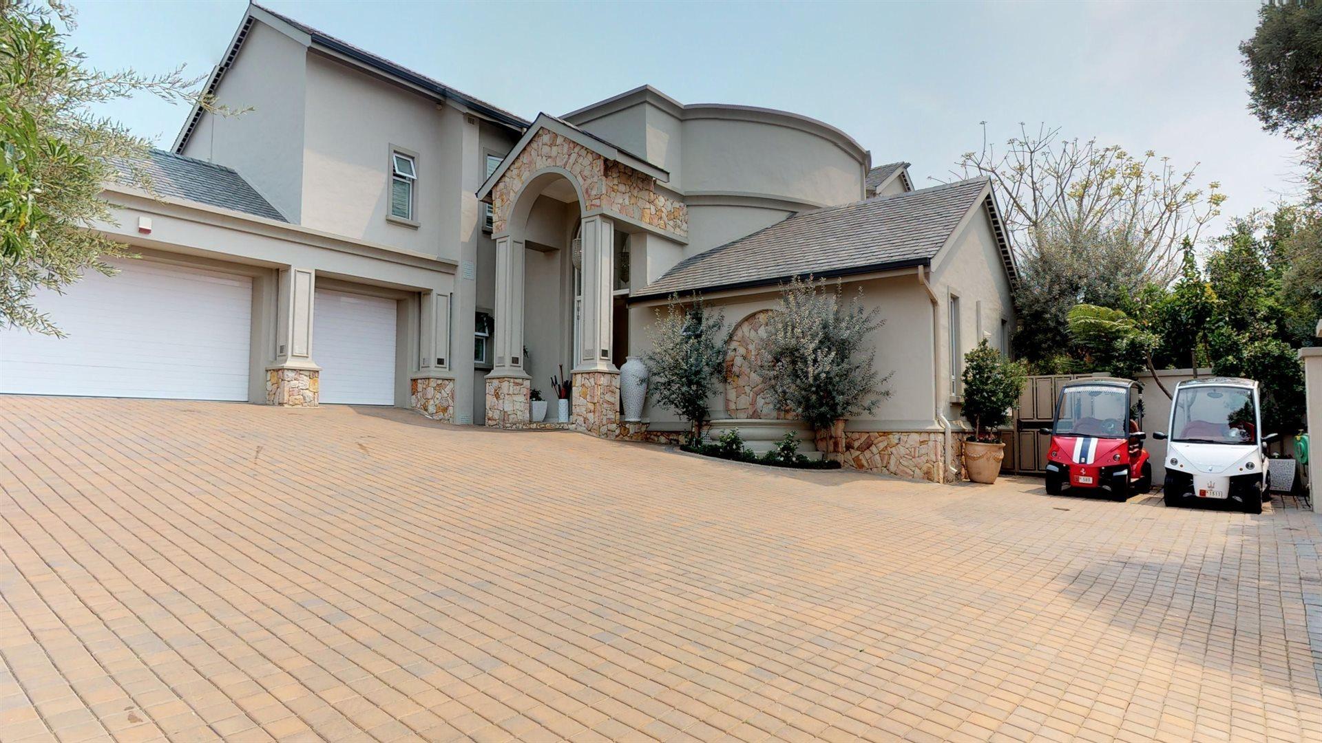 Midrand, Helderfontein Estate Property  | Houses For Sale Helderfontein Estate, Helderfontein Estate, House 5 bedrooms property for sale Price:13,500,000