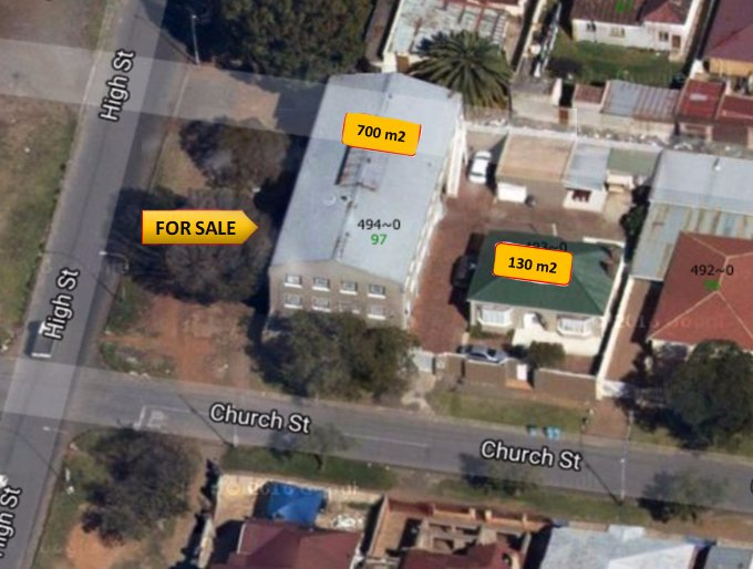 Johannesburg, Turffontein Property  | Houses For Sale Turffontein, Turffontein, Commercial  property for sale Price:2,100,000