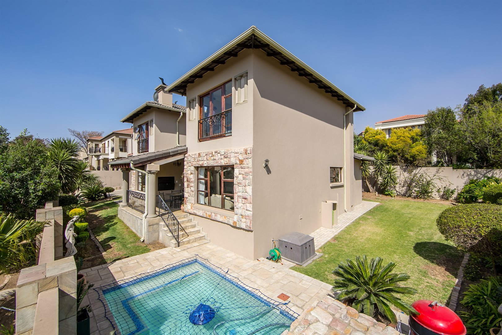 Sandton, Eagle Trace Estate Property  | Houses To Rent Eagle Trace Estate, Eagle Trace Estate, House 3 bedrooms property to rent Price:, 23,00*