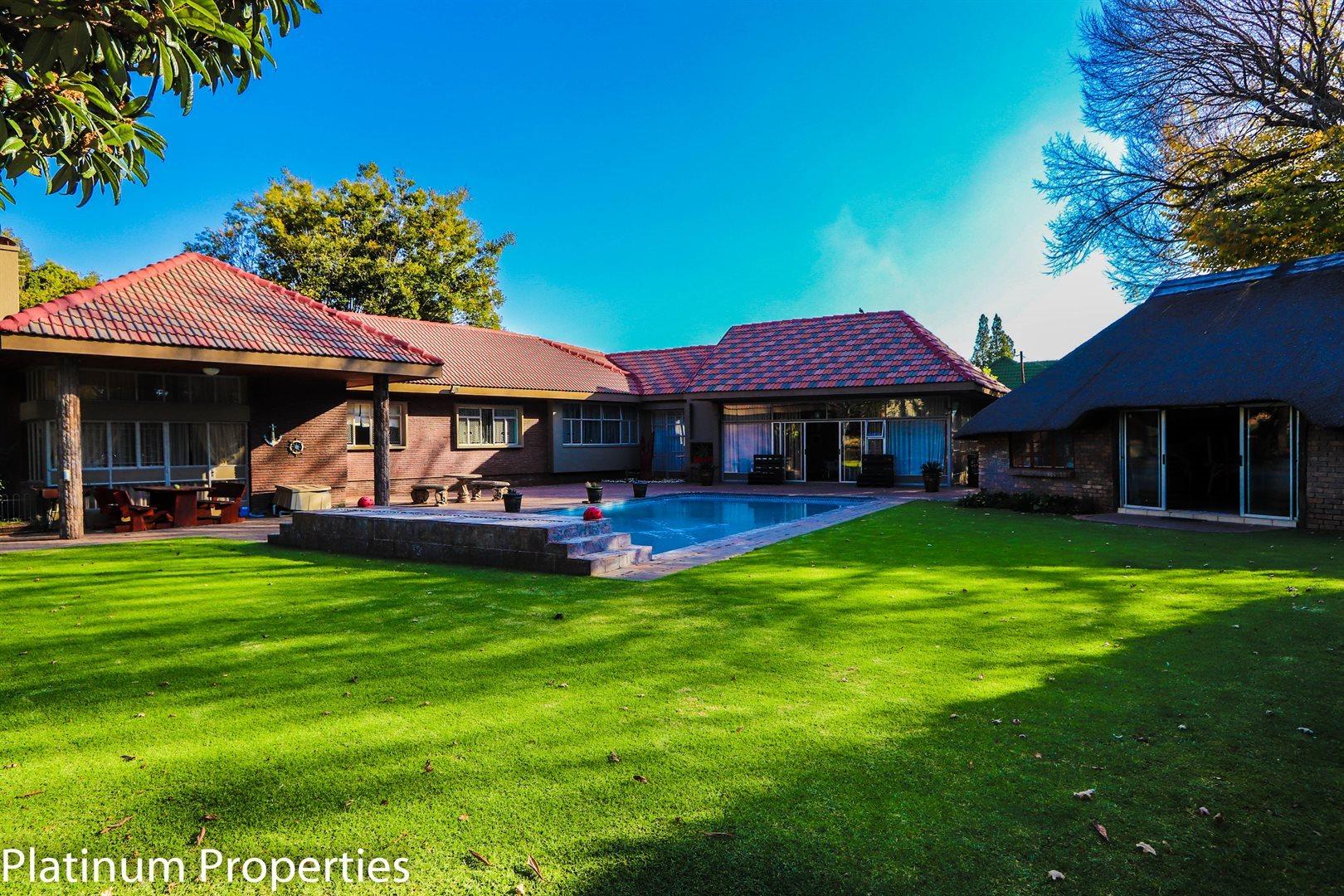 Vereeniging, Three Rivers Proper Property  | Houses For Sale Three Rivers Proper, Three Rivers Proper, House 4 bedrooms property for sale Price:3,400,000