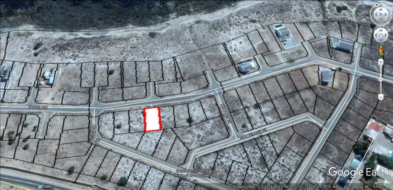 Property and Houses for sale in Sandy Point Beach Estate, Vacant Land - ZAR 449,000