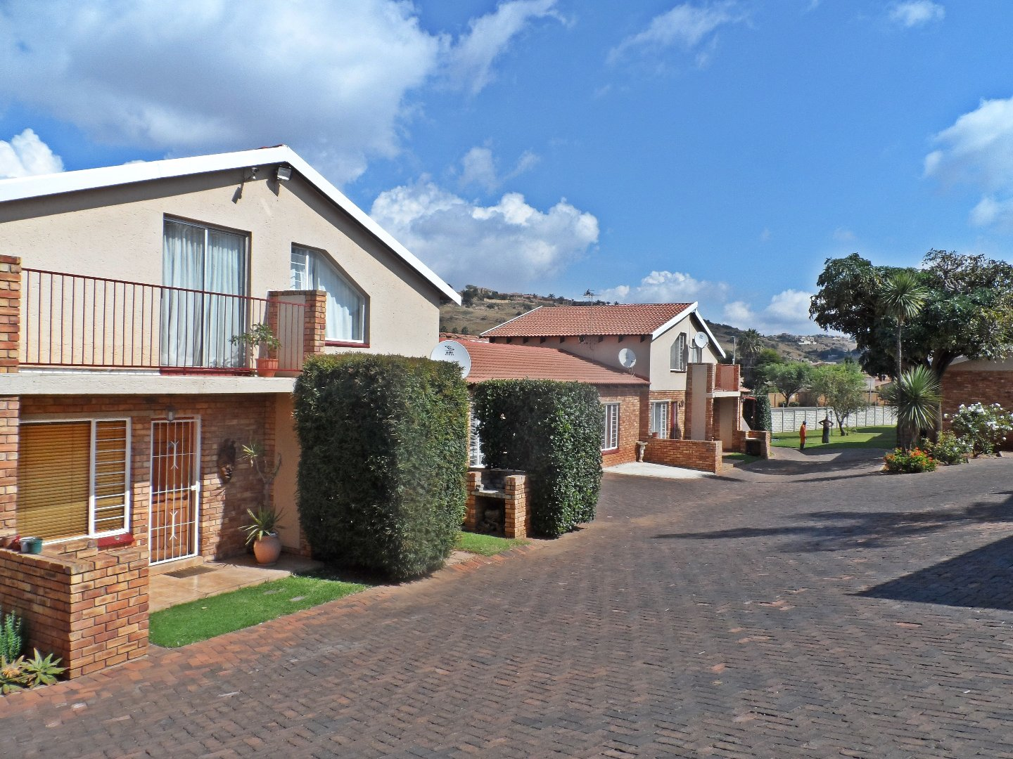 Krugersdorp, Rangeview & Ext Property  | Houses For Sale Rangeview & Ext, Rangeview & Ext, Townhouse 2 bedrooms property for sale Price:650,000