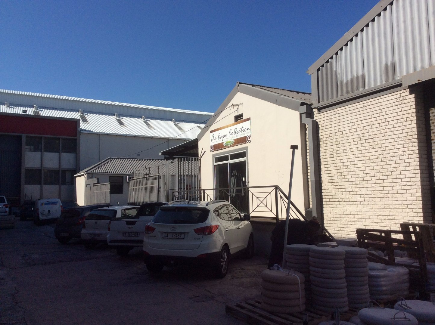 Cape Town, Salt River Property  | Houses To Rent Salt River, Salt River, Commercial  property to rent Price:,   ,80*