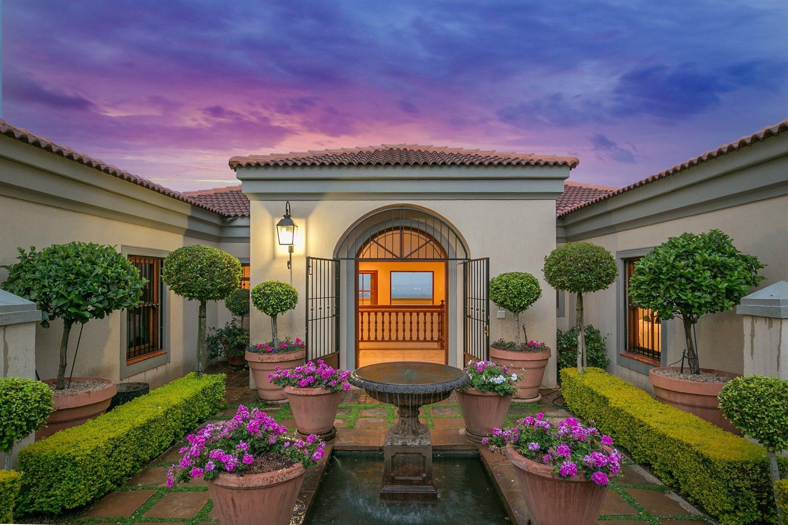 Pretoria, Waterkloof Ridge Property  | Houses For Sale Waterkloof Ridge, Waterkloof Ridge, House 4 bedrooms property for sale Price:7,000,000