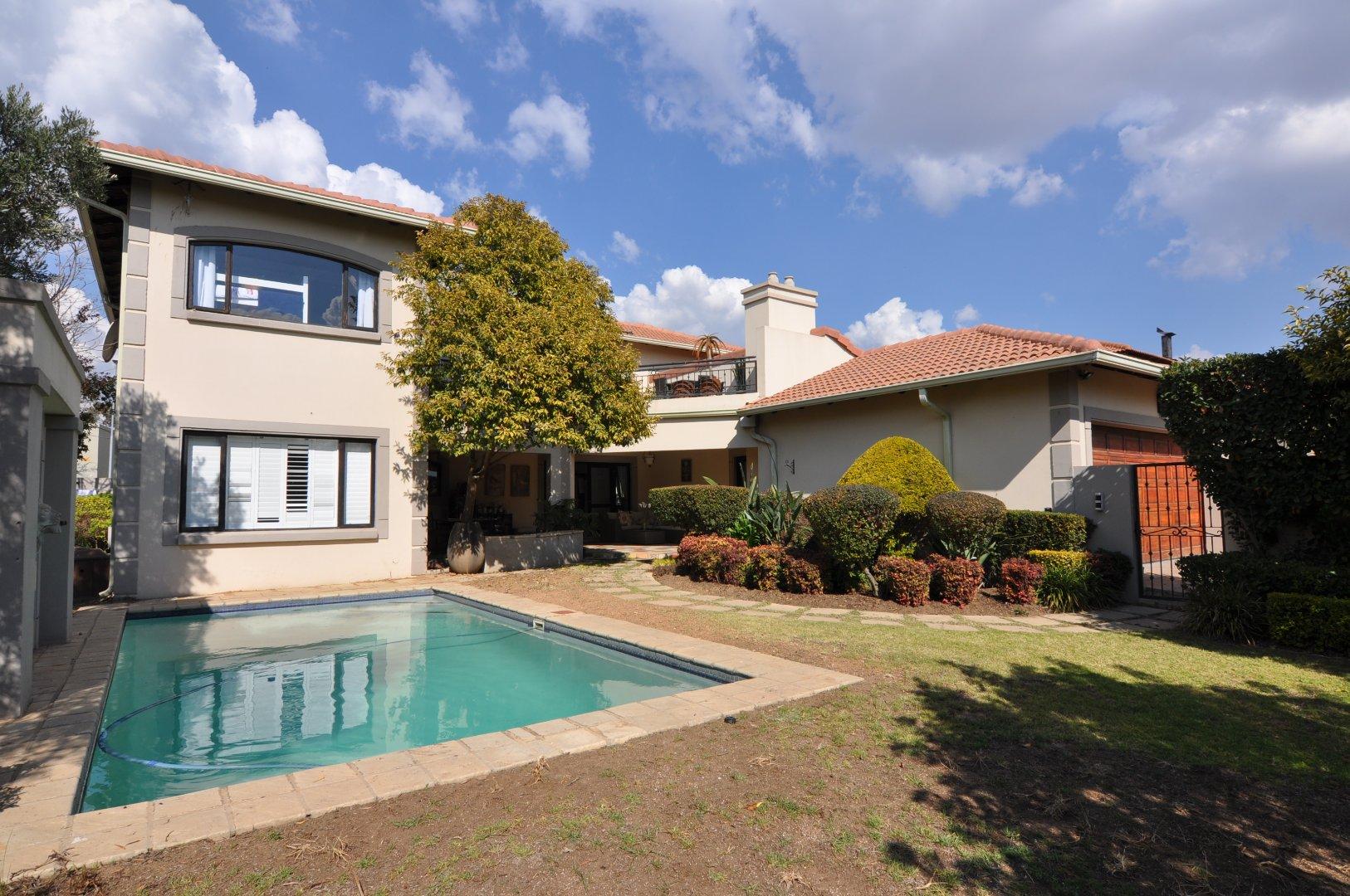 Sandton, Broadacres Property  | Houses To Rent Broadacres, Broadacres, House 4 bedrooms property to rent Price:, 22,00*