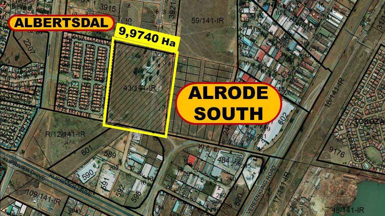 Property and Houses for sale in Alrode South, Commercial - ZAR 11,500,000