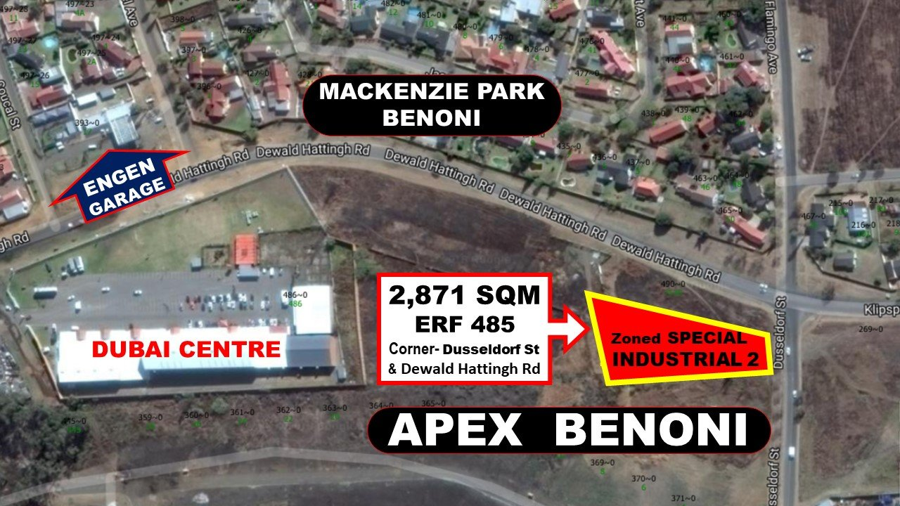 Benoni, Mackenzie Park Property  | Houses For Sale Mackenzie Park, Mackenzie Park, Commercial  property for sale Price:1,400,000