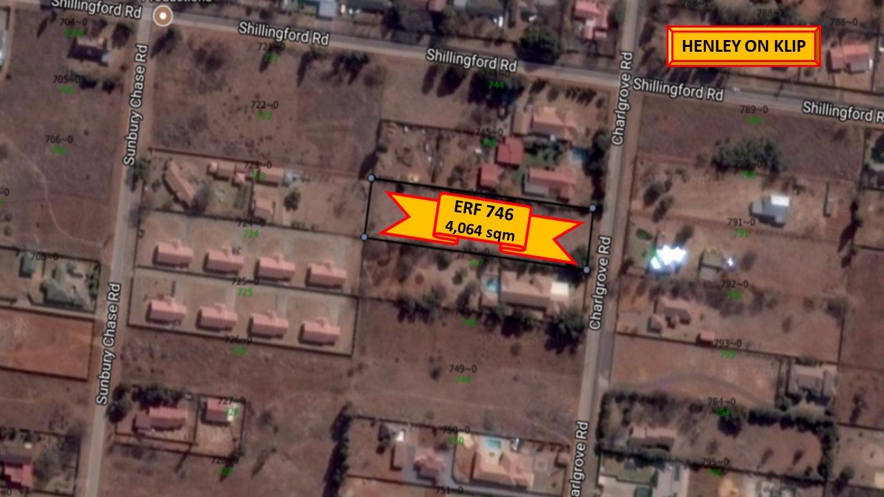 Midvaal, Henley On Klip Property  | Houses For Sale Henley On Klip, Henley On Klip, Vacant Land  property for sale Price:440,000