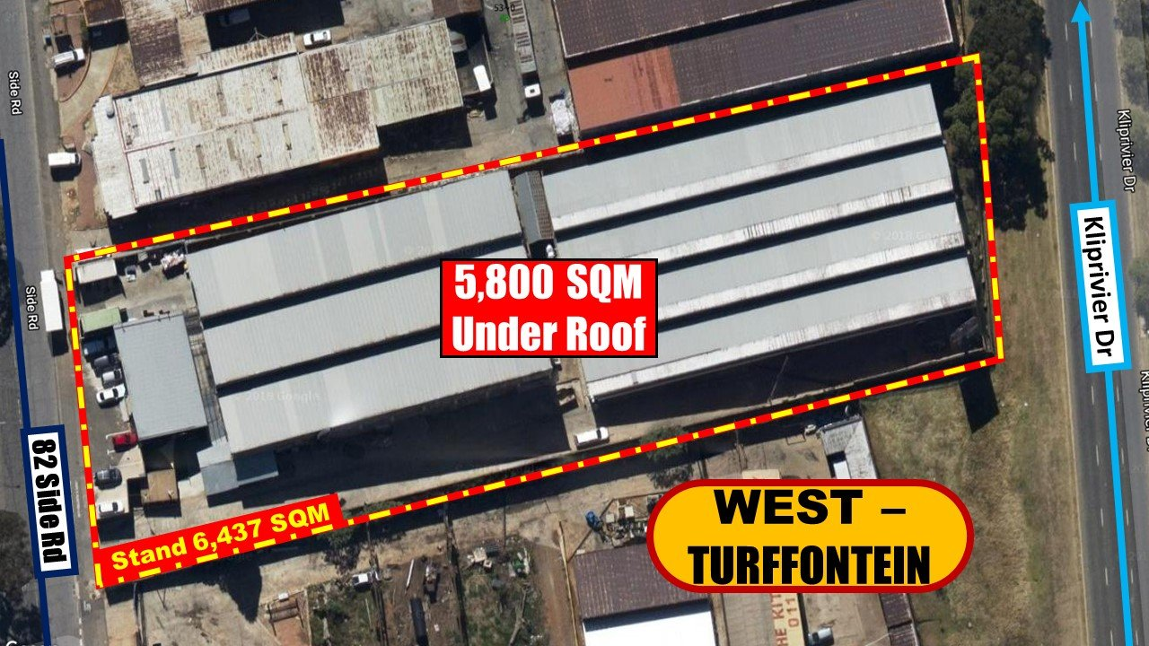 Johannesburg, West Turffontein Property  | Houses For Sale West Turffontein, West Turffontein, Commercial  property for sale Price:14,999,000