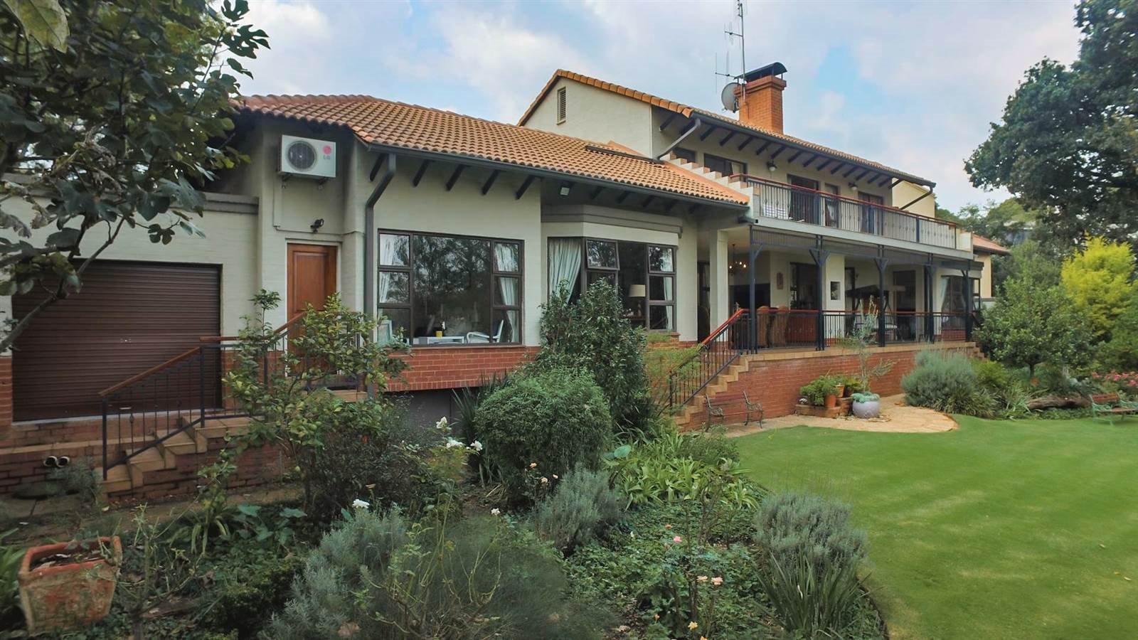 Centurion, Centurion Golf Estate Property  | Houses For Sale Centurion Golf Estate, Centurion Golf Estate, House 4 bedrooms property for sale Price:4,500,000