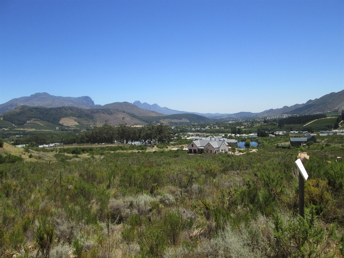 Franschhoek property for sale. Ref No: 12729923. Picture no 1