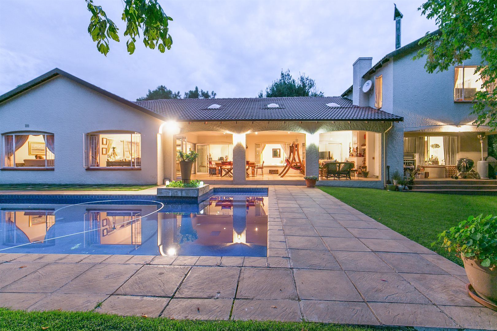 Sandton, Lonehill Property  | Houses For Sale Lonehill, Lonehill, House 4 bedrooms property for sale Price:3,499,000
