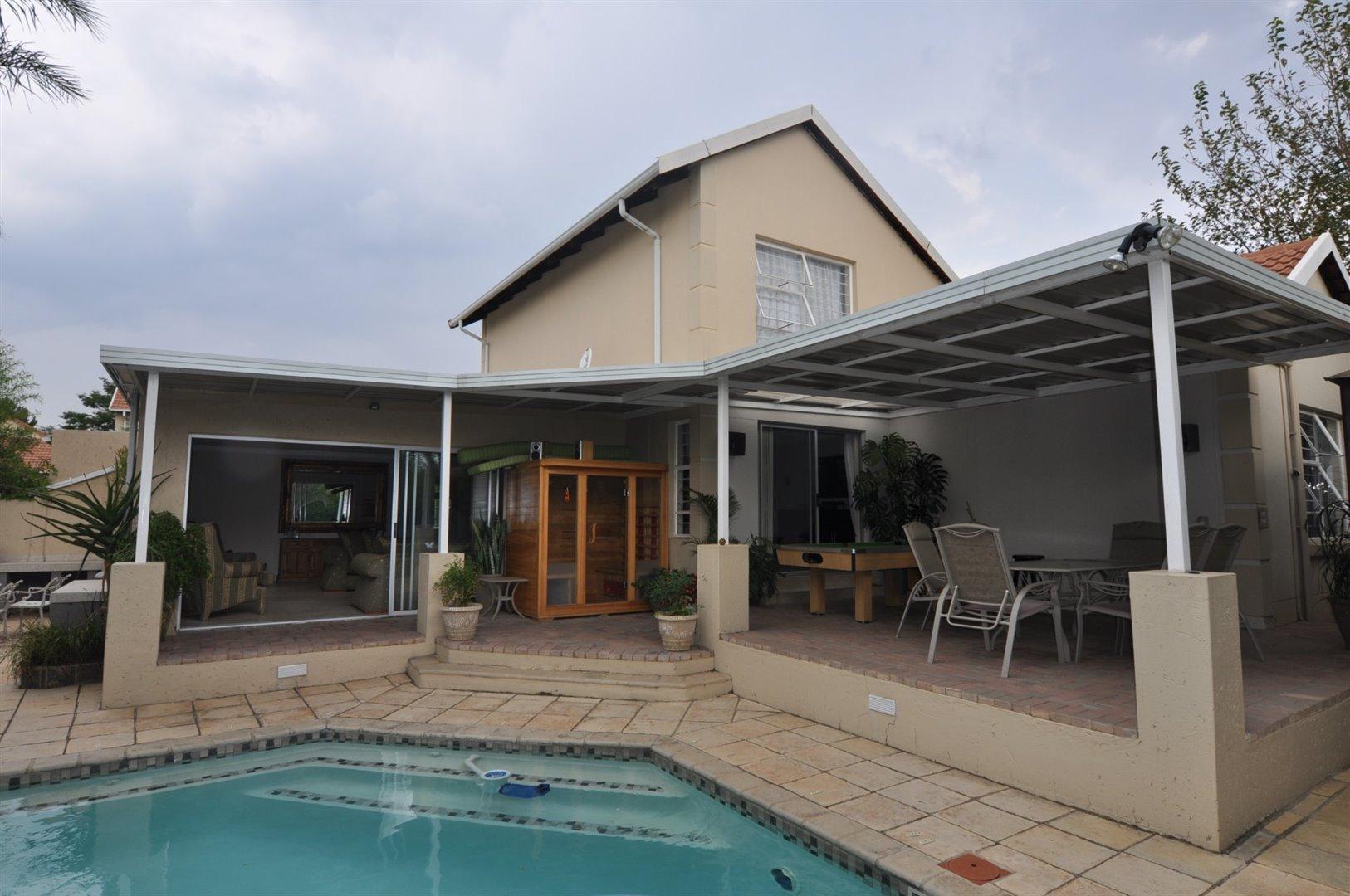 Sandton, Broadacres Property  | Houses To Rent Broadacres, Broadacres, House 4 bedrooms property to rent Price:, 18,00*