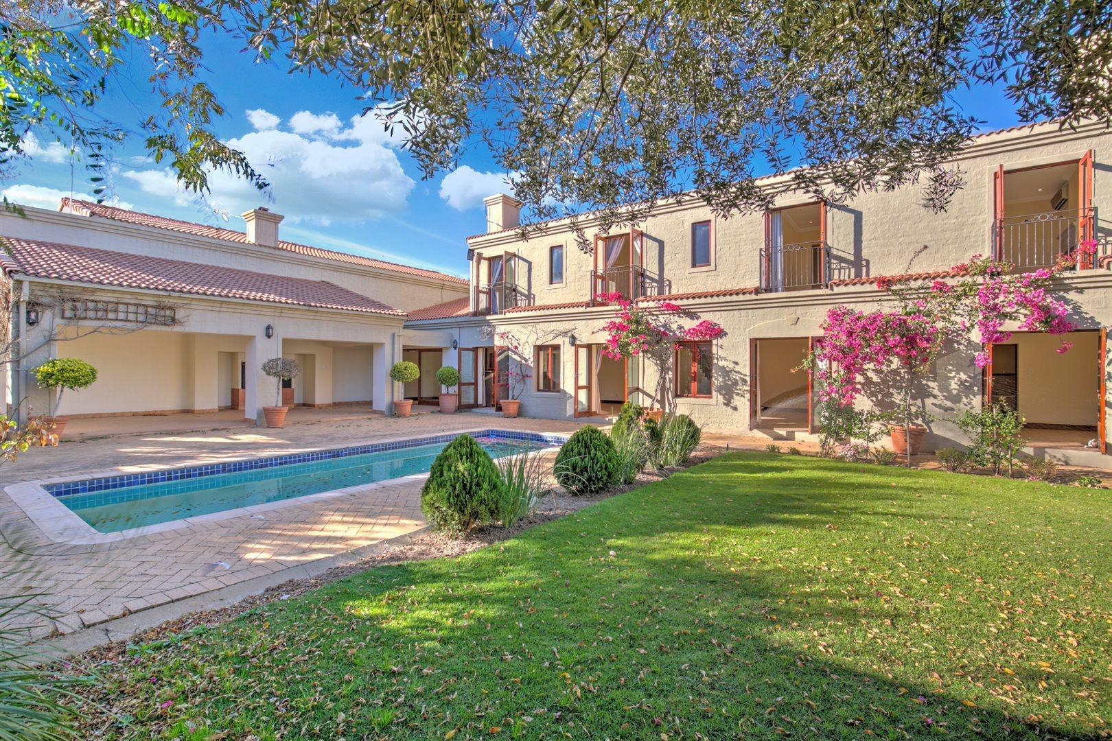 Dainfern, Dainfern Golf Estate Property    Houses For Sale Dainfern Golf Estate, Dainfern Golf Estate, House 4 bedrooms property for sale Price:6,750,000