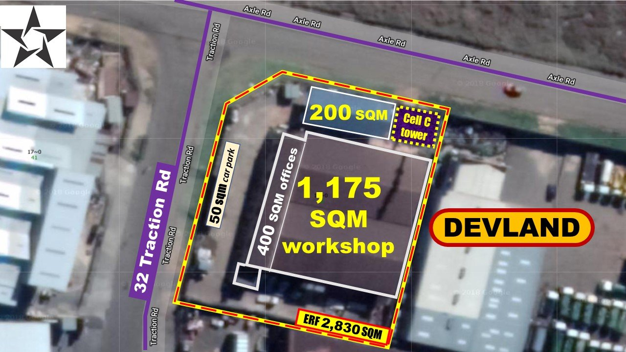 Johannesburg, Devland Property  | Houses For Sale Devland, Devland, Commercial  property for sale Price:5,800,000