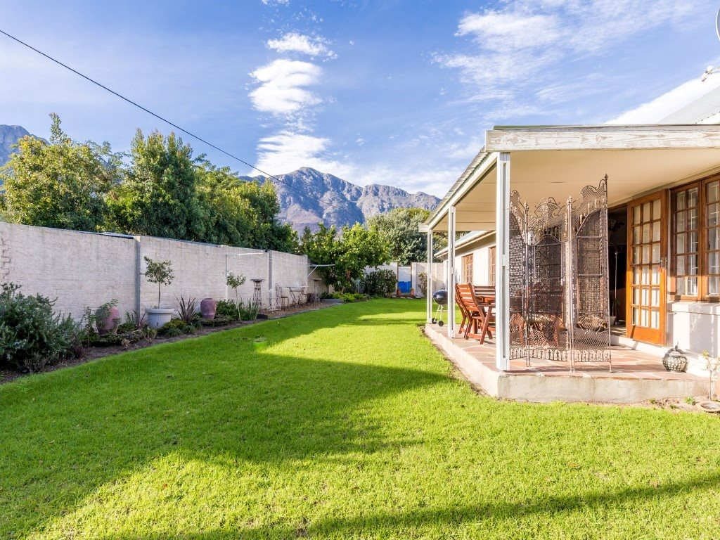 Franschhoek property for sale. Ref No: 13353946. Picture no 14