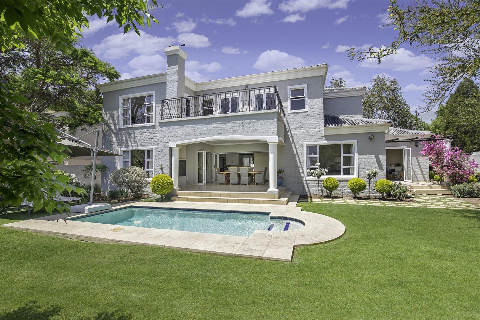 Sandton, Broadacres Property    Houses For Sale Broadacres, Broadacres, House 4 bedrooms property for sale Price:4,250,000