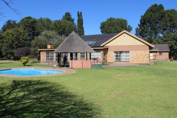 Unitas Park property for sale. Ref No: 12792390. Picture no 24