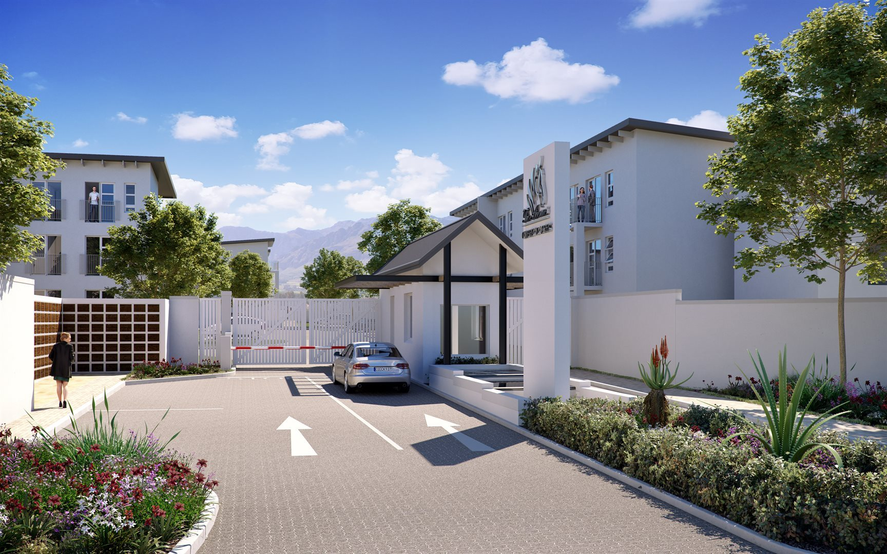 Property and Houses for sale in Klein Parys, Apartment, 1 Bedrooms - ZAR 510,000
