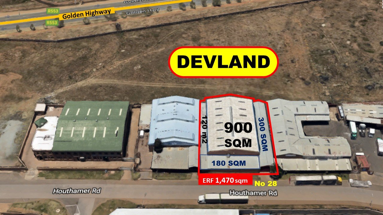 Johannesburg, Devland Property  | Houses For Sale Devland, Devland, Commercial  property for sale Price:3,200,000