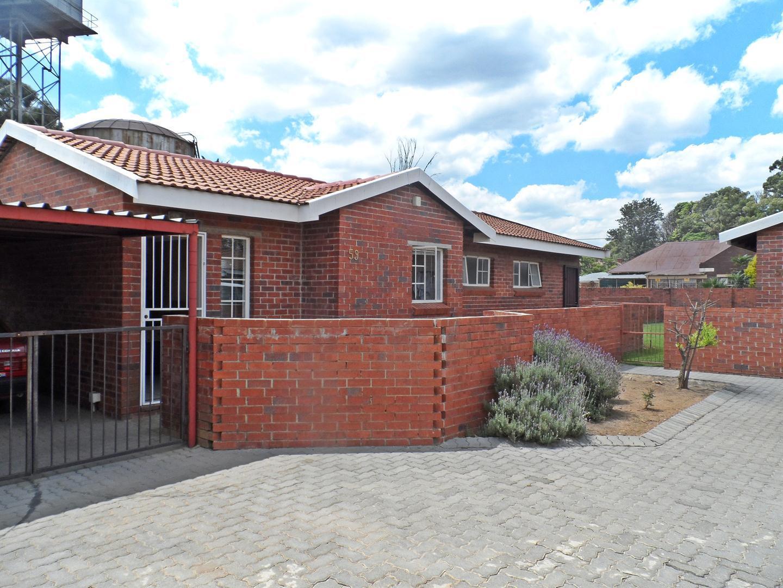 Krugersdorp west village property houses for sale west for West village townhouse for sale