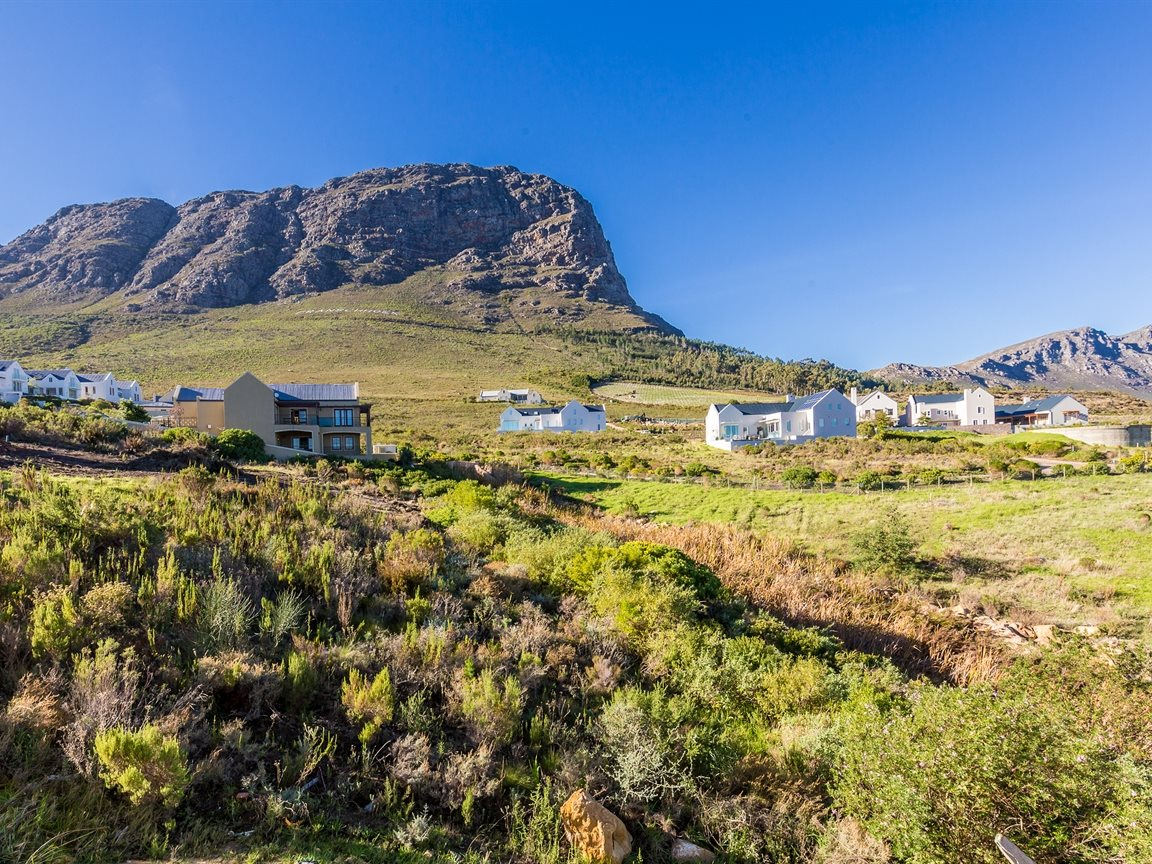 Franschhoek property for sale. Ref No: 13341927. Picture no 1