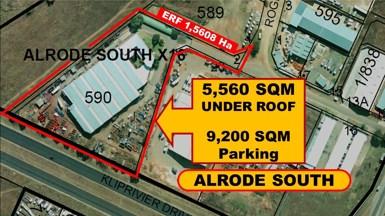 Alrode South property for sale. Ref No: 13591131. Picture no 1
