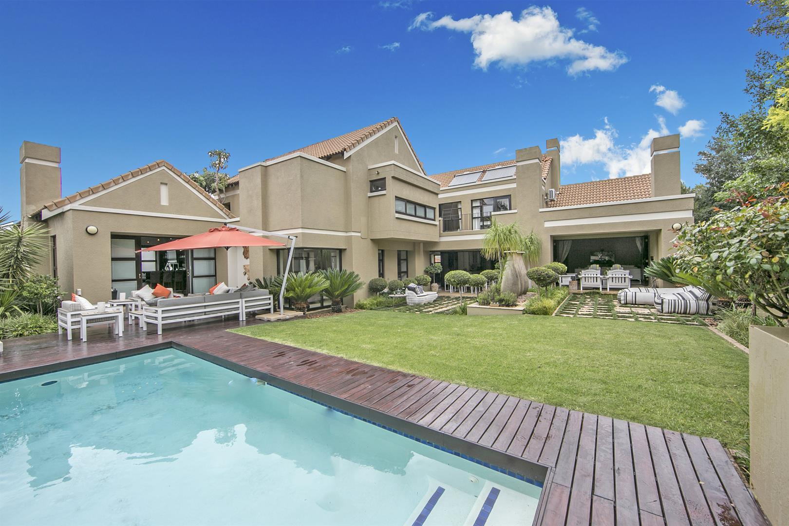Sandton, Fernbrook Estate Property  | Houses For Sale Fernbrook Estate, Fernbrook Estate, House 4 bedrooms property for sale Price:6,200,000