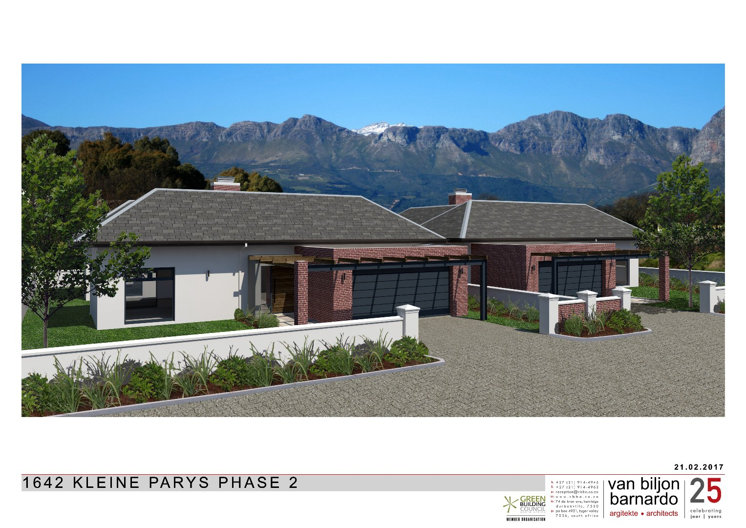 Paarl, Klein Parys Property  | Houses For Sale Klein Parys, Klein Parys, House 3 bedrooms property for sale Price:2,856,000