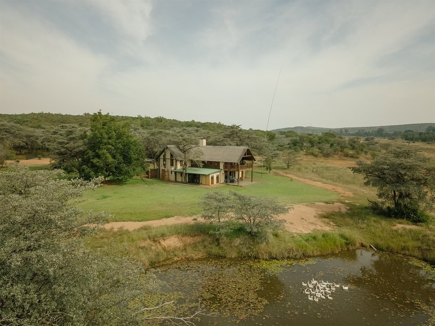 Property and Houses for sale in Roodeplaat, Farms, 5 Bedrooms - ZAR 6,950,000