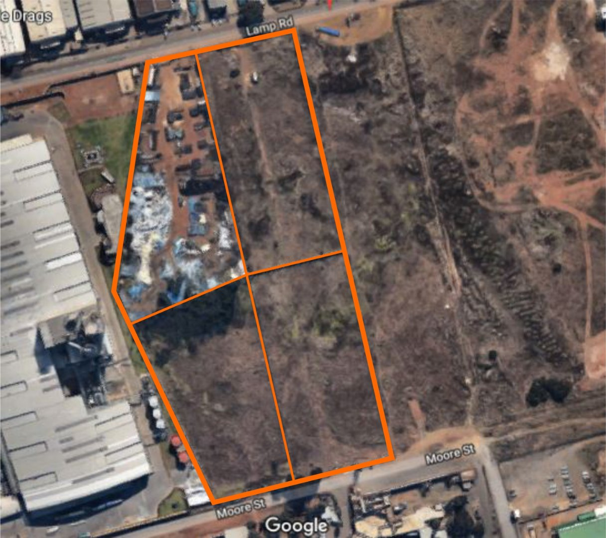 Property Germiston : Houses For Sale Germiston (All), Wadeville, Vacant Land  property for sale Price:29,000,000
