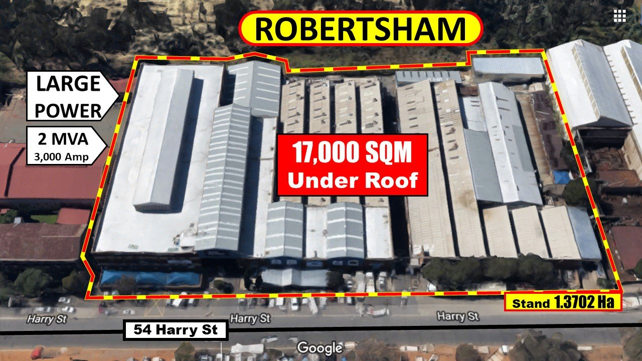 Johannesburg, Robertsham Property  | Houses For Sale Robertsham, Robertsham, Commercial  property for sale Price:28,750,000