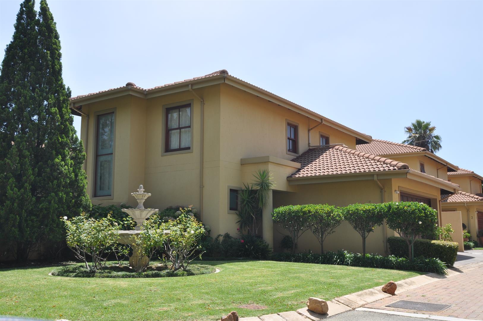 Sandton, Fourways Property  | Houses To Rent Fourways, Fourways, House 3 bedrooms property to rent Price:, 20,00*