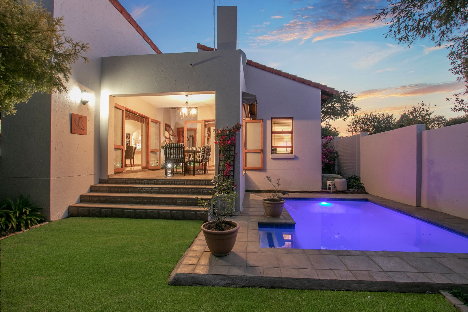 Sandton, Lonehill Property    Houses To Rent Lonehill, Lonehill, House 4 bedrooms property to rent Price:, 18,00*