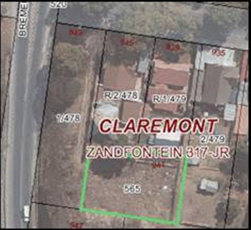 Pretoria, Claremont Property  | Houses For Sale Claremont, Claremont, Vacant Land  property for sale Price:250,000