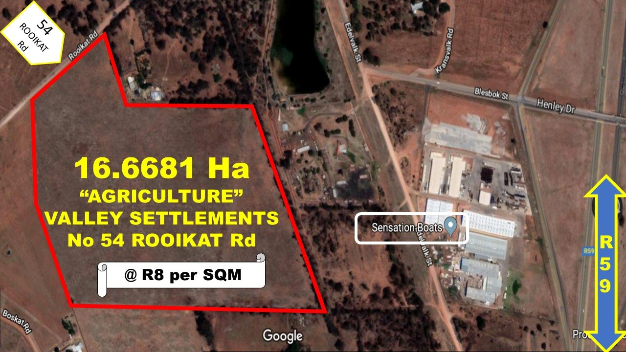 Meyerton, Valley Settlements A H Property  | Houses For Sale Valley Settlements A H, Valley Settlements A H, Farms  property for sale Price:1,350,000