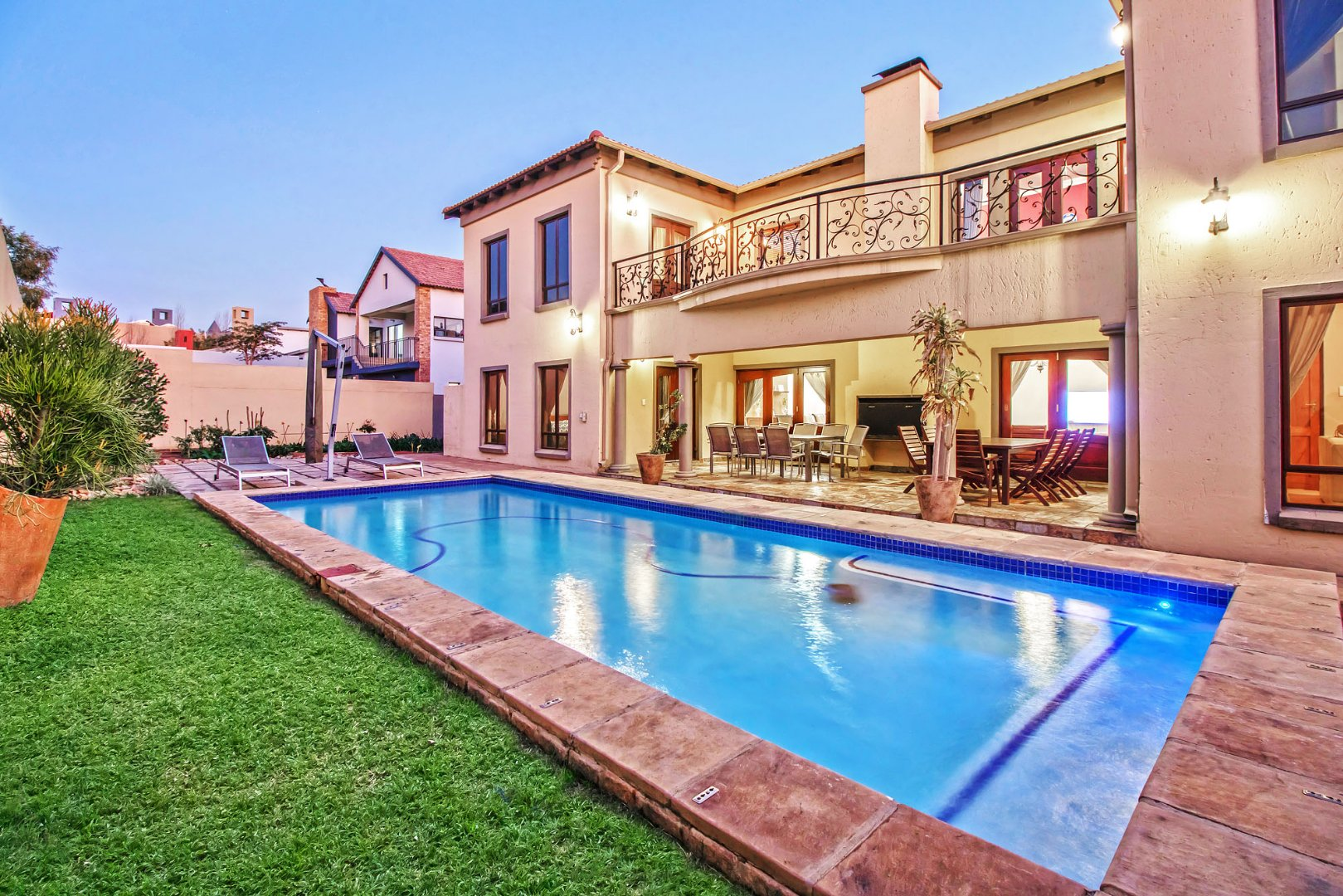 Pretoria, Six Fountains Residential Estate Property  | Houses For Sale Six Fountains Residential Estate, Six Fountains Residential Estate, House 4 bedrooms property for sale Price:4,500,000