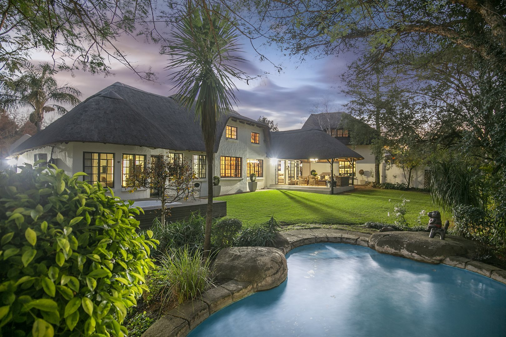 Sandton, Lonehill Property  | Houses For Sale Lonehill, Lonehill, House 4 bedrooms property for sale Price:3,995,000