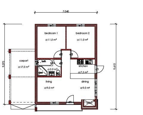 Stompneus Bay property for sale. Ref No: 13551848. Picture no 2