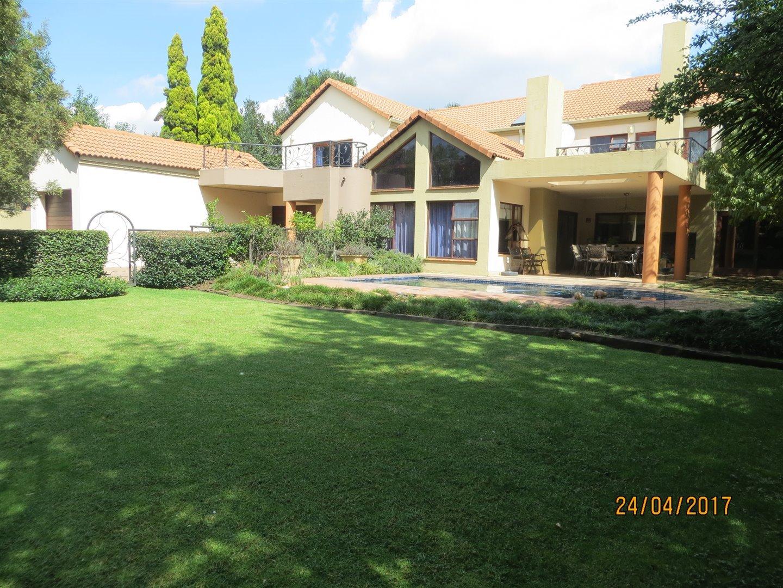 Centurion, Centurion Golf Estate Property  | Houses For Sale Centurion Golf Estate, Centurion Golf Estate, House 5 bedrooms property for sale Price:4,200,000