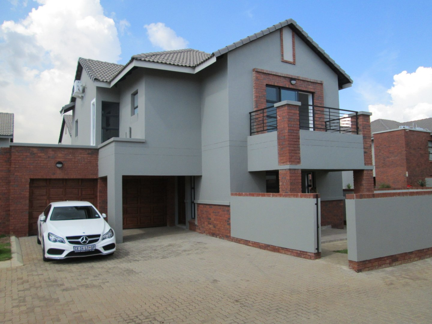 Property and Houses for sale in Meyersdal Nature Estate, Townhouse, 3 Bedrooms - ZAR 2,750,000